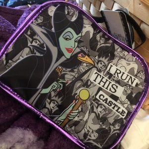 Accessories - DIsney villain makeup bag